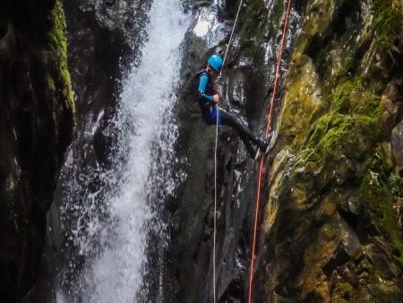 Activité Canyon découverte en Pyrénées Ariégeoises