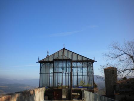 Rennes le Château : visite domaine abbé Saunière