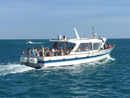 Rencontre de 1h30 avec une pêcheuse sur le bassin de Thau