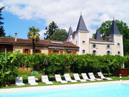 séjour câlin Ariège - Piscine_C°adt09