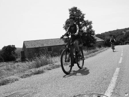 Escapade à Navacelles à pied et en vélo - Randonnée en VAE_C°SMGS Nav