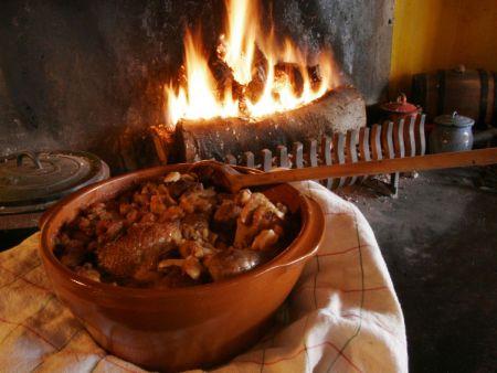 Cité de Carcassonne et déjeuner cassoulet