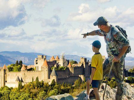 LIBTRECAR Box chasse au trésor à Carcassonne : le trésor des 3 rois carcassonne c°Chasseursdetresors