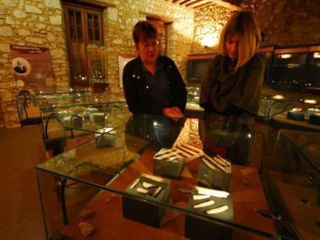 Grand site la Grotte du Mas d'Azil et Grand Air - Exposition au musée