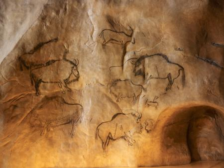 Découverte de 3 Grands Sites de l Ariège Montségur Foix et la grotte de Niaux - Parc de la préhistoire_C°Dominique VIET - CRT Midi-Pyrénées