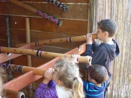 Parc australien à Carcassonne : visite pédagogique et atelier