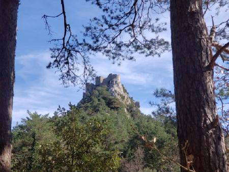 Visite commentée du château de Puilaurens