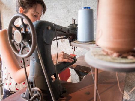 Le cuir industrie Tarnaise de la mégisserie à la maroquinerie