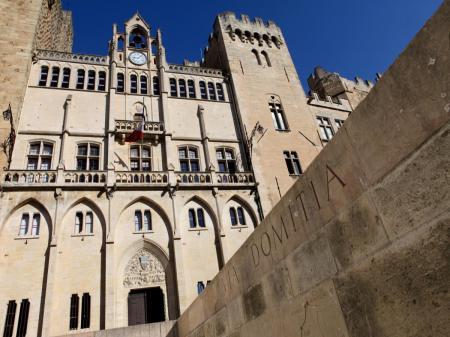 SGJNAR Narbonne Fontfroide richesses du patrimoine
