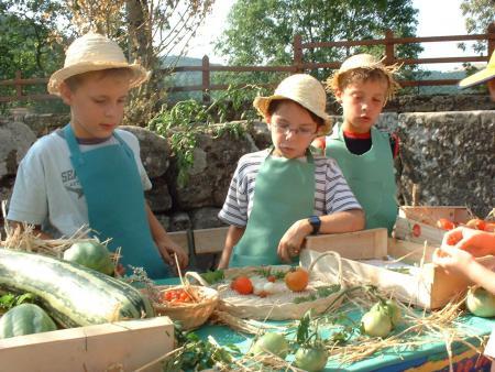 Jardinage Bio, Bidouilles et Ratatouilles - 06 à 12 ans