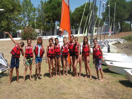Séjour junior Catamaran Paddle La grande Motte - 8 à 13 ans