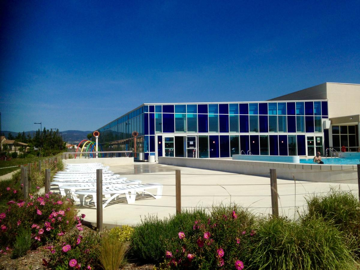 Les bains de minerve à Peyriac : piscine hammam sauna