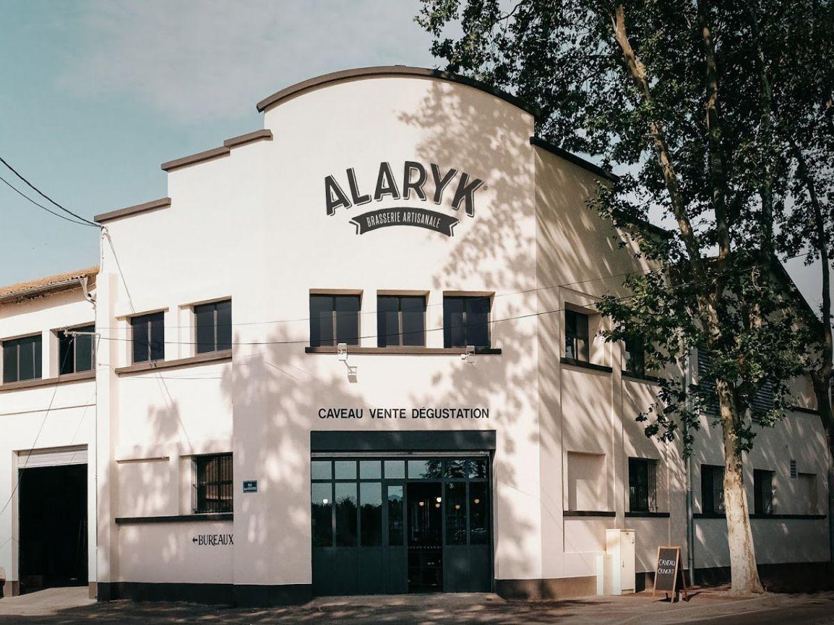 Visite de la brasserie Alaryk à Béziers