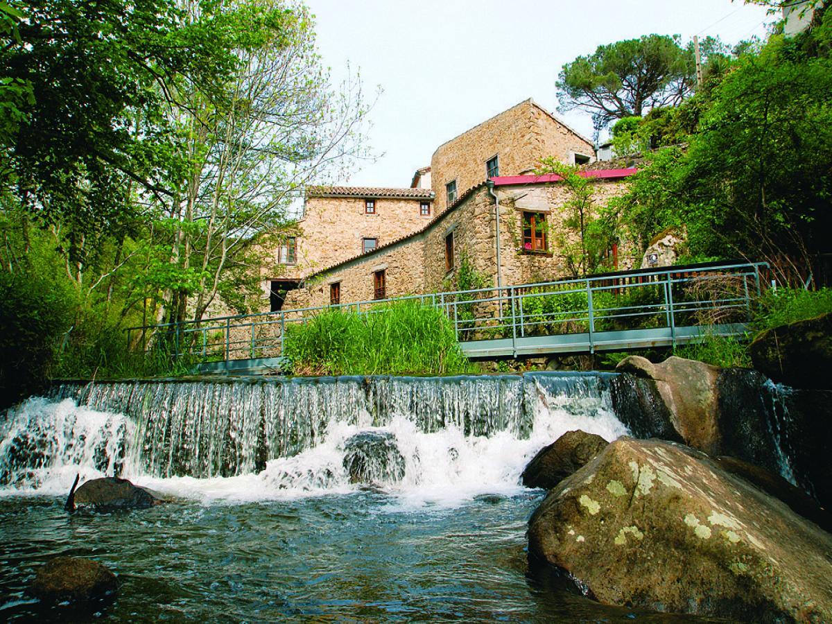 Visite guidée du moulin à papier de Brousses et Villaret