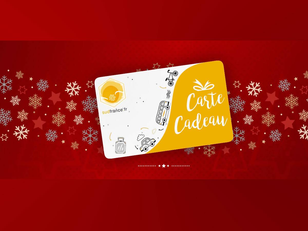 Carte cadeau Sudfrance