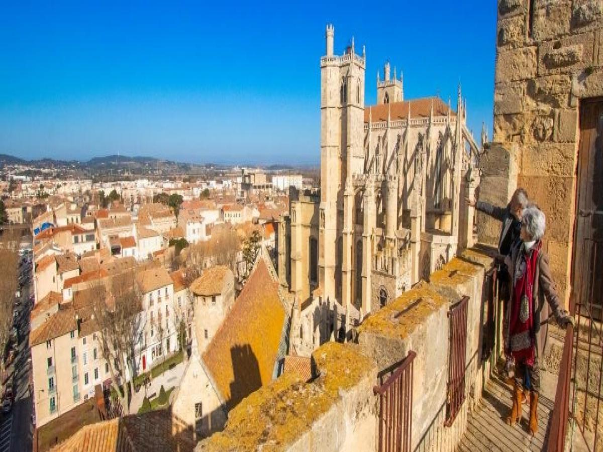 City-break Carcassonne la médiévale et Narbonne la romaine