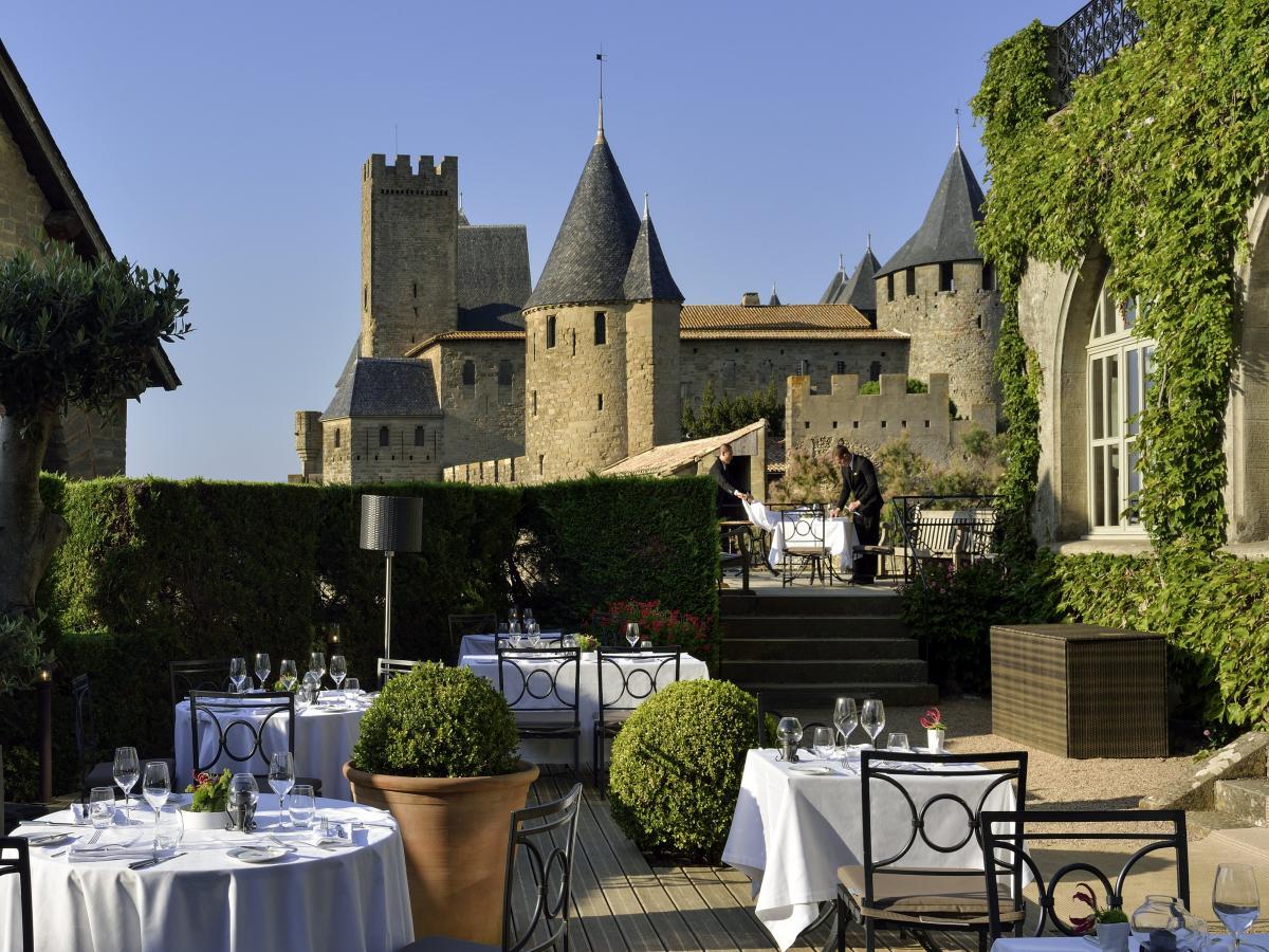 Instant gourmet et soirée unique dans la Cité de Carcassonne