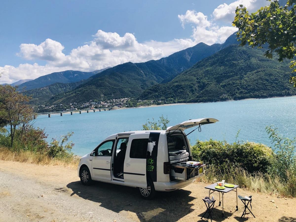 Location de Campervan Minivan