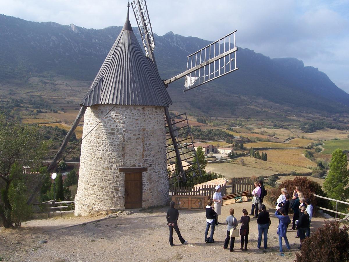 Du pain et du vin à Cucugnan