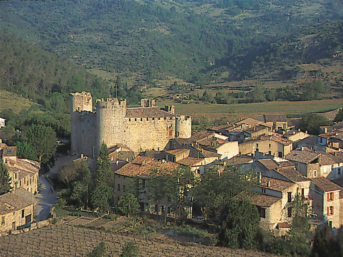Le moyen-âge vivant en Corbières