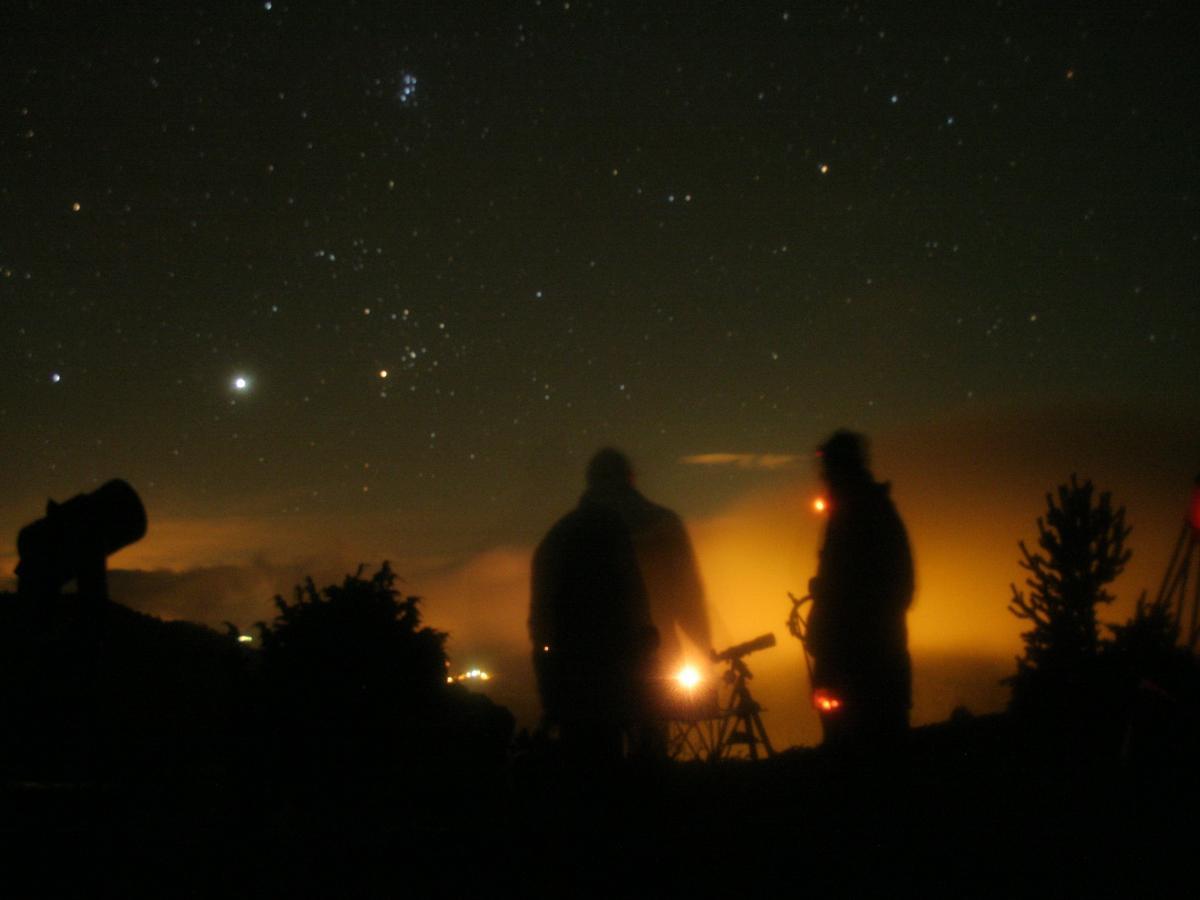 Week-end sous les étoiles