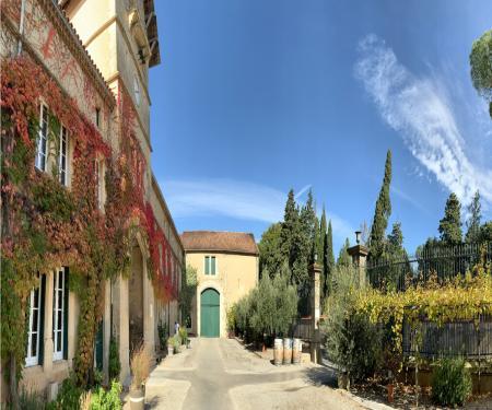 Accord mets et vins au château La Bastide à Escales