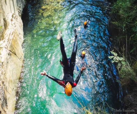 Activité Canyon découverte en Ariège