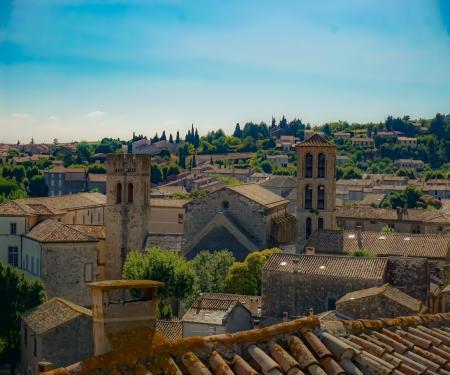 L'abbaye de Caunes Minervois
