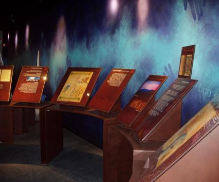 Visite de la Maison des Mémoires