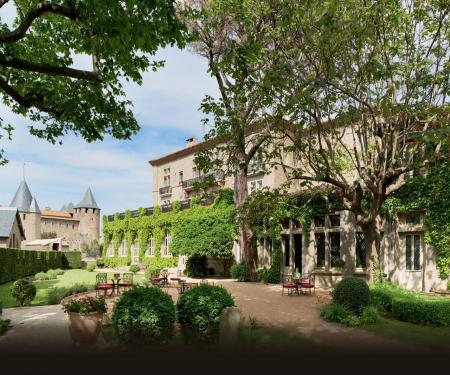 Pause bien-être spa  hôtel 4* dans la cite de Carcassonne