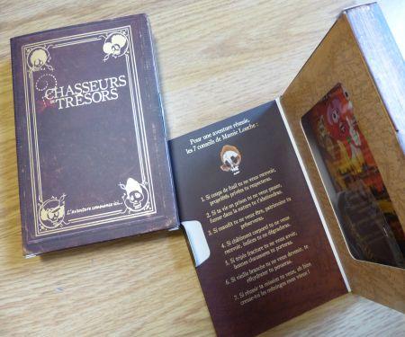 Box chasse au trésor à Carcassonne