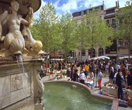 Visite guidée de la Bastide de Carcassonne