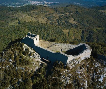 Ariège : Foix Montségur et la grotte de Niaux