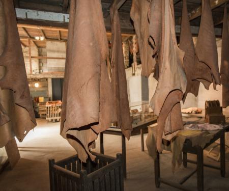 Le cuir industrie du Tarn