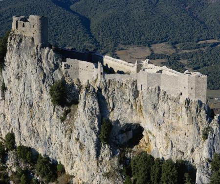 Citadelles : Peyrepertuse & Puilaurens