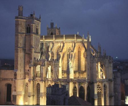 Narbonne Fontfroide richesses du patrimoine