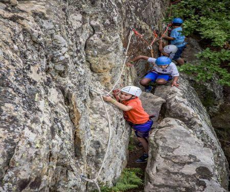 Séjour multi sport et cap nature en Haute Vallée de l'Aude