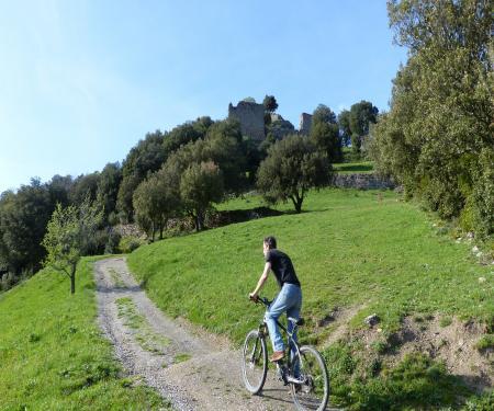 4J à vélo dans les Corbières