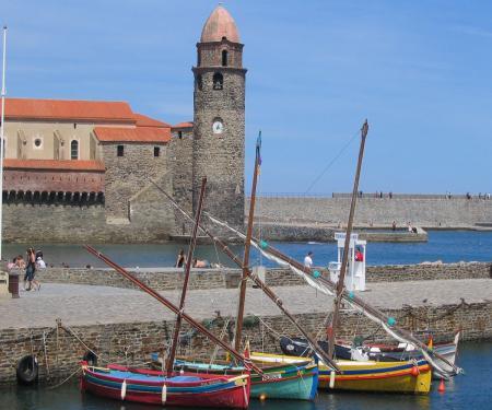Croisière Port-Vendres et Collioure avec escale
